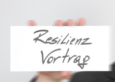 Resilienz Vorträge