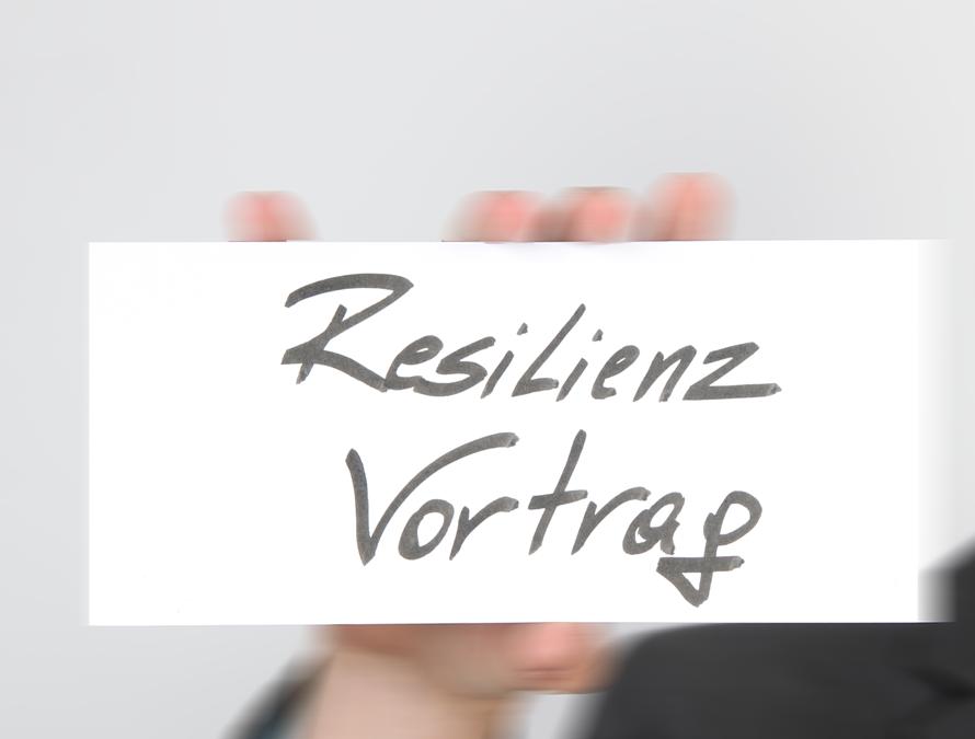 Vortrag zu Resilienz im Koglhäusl