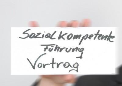 Vortrag sozialkompetentes Führen